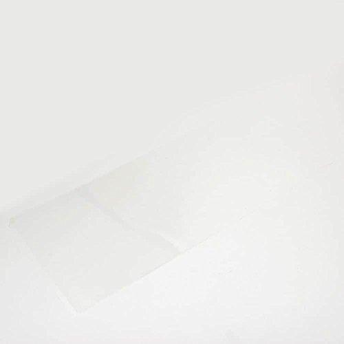Whirlpool w10146437Mikrowelle Tür Film Original Equipment Hersteller (OEM) Teil für Whirlpool, KitchenAid, Roper, Maytag (Maytag Mikrowelle)
