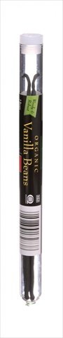 Frontier Herb 0.28 Ounce Vanilla Beans Gourmet Indonesia Case Of 6