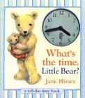 What's the time, Little Bear?