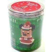 Preisvergleich für [Tokyo Disney Resort 2011 %ÀÞÌÞÙ¸«°Ã%Christmas%ÀÞÌÞÙ¸«°Ã% Minnie Mouse nano block] TDR Christmas MINNIE MOUSE nanoblock (japan import)