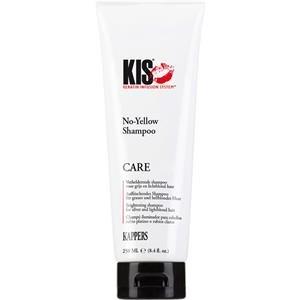 Kis No Yellow Shampoo 250 ml Für graues & blondes Haar
