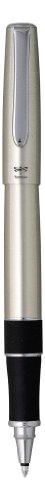 Tombow BW-2000LZ Tintenroller Havanna Aluminium inklusive Geschenkverpackung, silber-matt
