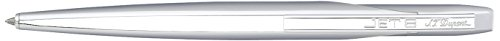 st-dupont-jet-8-ballpoint-pen-grey-chrome
