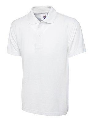 MAKZ Uneek Active Poloshirt-Shirt. £ 8,99, kostenloser Versand Weiß - Weiß