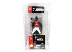 McFarlane NFL 3 Inch Michael Vick 2 (Red Jersey)