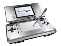 Nintendo Ds Silver Solus