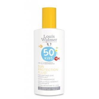 Widmer Kids Sun Protection Fluid LSF 50+ unparfümiert, 100 m