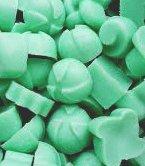 Minze Duftkerze (Cucumber Mint - Minze & Gurke | 5er Set - Duftwachs | Duftkerzen | Duftmelt)