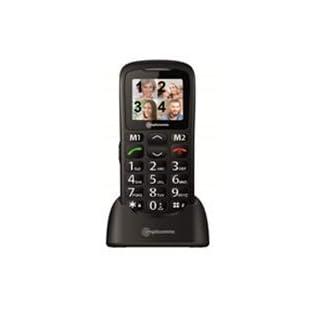 Amplicomms PowerTel M6350 Big Button Amplified Mobile Phone
