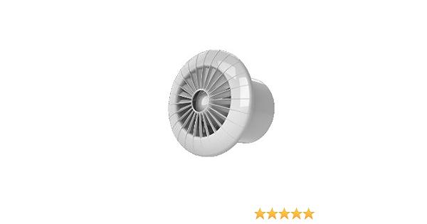Cuisine qualit/é plafond extracteur ventilateur de 120 mm avec capteur dhumidit/é aride