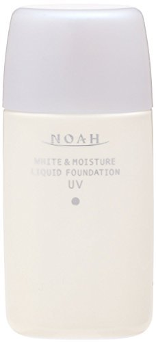 Noah Kose Make Up White & Moisture Liquid Foundation UV 30ml - 11 Ochre