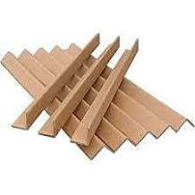 Detector de movimiento/protectores de borde guardias palet de cartón - Cantidad: 40 longitudes