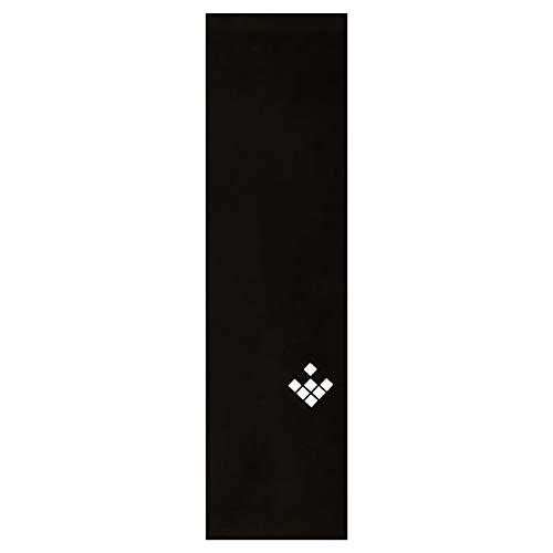 Schleifbänder Schleifband Schleifbänder für Skate creamgrip nicht Schleifbänder, nicht zerstört nicht deine Schuhe–wiederverwendbar, wasserdicht, Schwarz, 84x 23x 0'1cm -