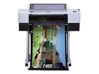 Epson stylus pro 7450 imprimante jet d'encre (spezialdrucker)