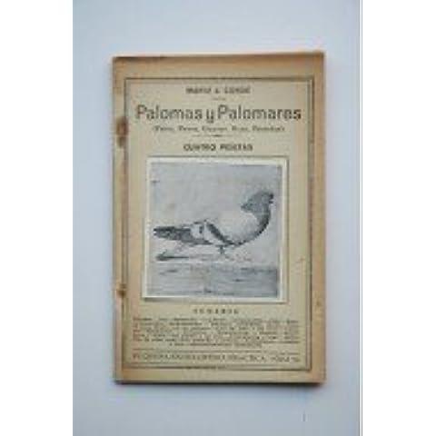 Palomas y palomares : patos, pavos, gansos, ocas, pintadas / Mario J. Conde