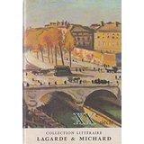 Xxe siècle, de Michard Laurent Lagarde André