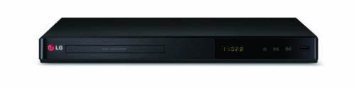 LG DP542H DVD-Player (1080p Upscaling, HDMI) schwarz (Alle Region Player Dvd Blu Ray)