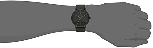 Display Black Quartz Japanese Watch A945001 Analog Rollo Nixon Mens kOn0wP8