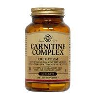 Solgar Carnitine Complex Tablets