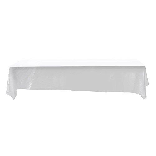 Mantel Rectangular Cubierta Tabla Tela Mantel Poliéster