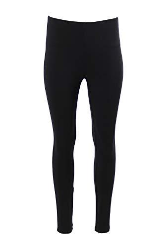 Lysse Damen Carson Solid Stretch Knit Leggings schwarz - schwarz - X-Groß -