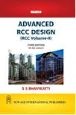 Advanced R C C Design  (R C C  Vol. 2)