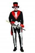 Halloween Kostüm Tag der Toten Kostüm (Adult Tag Der Toten Halloween Kostüme)