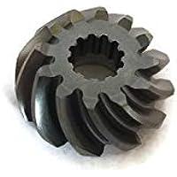 YAMASCO Piñón Engranaje Bisel 346-64020-1 0 para Tohatsu Nissan fueraborda 25hp 30HP Engranaje