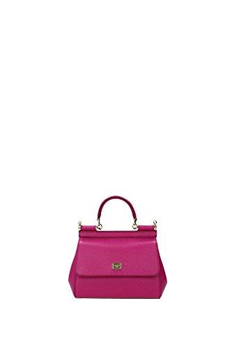 BB6003A10018H412 Dolce&Gabbana Sac à main Femme Cuir Fuchsia Fuchsia