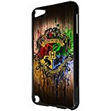 Harry Potter Deathly Hallow Ipod Touch 5th Generation Case Cartoon Movie- Ipod Touch 5th Case Harry Potter Deathly Hallow Charger Ipod Touch 5th Phone Cover Harry Potter Deathly Hallow for Girl Boy