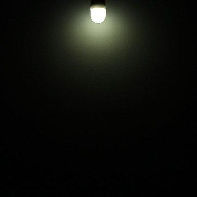FDH 2.5W G9 6xSMD5630 200-220LM 5500-6500K luz blanca natural bombilla LED Bola Cerámica (220-240 V)