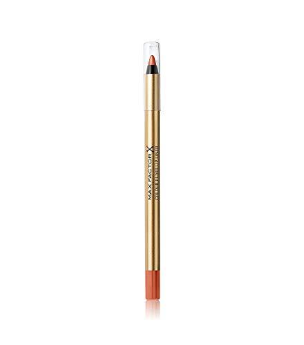 Max Factor Colour Elixir Lip Liner 14 Brown 'n' Nude, 1er Pack (1 x 1 ml)