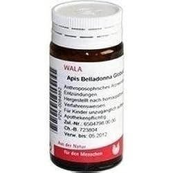 Apis Belladonna Globuli velati 20 g