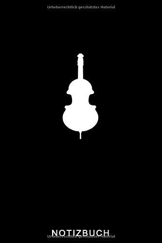 NOTIZBUCH: A5 WOCHENPLANER Geschenkideen für Bassisten | Kontrabass | Jazz | Musik | Buch | Geschenk für Erwachsene Kinder Anfänger | Bücher | Bass