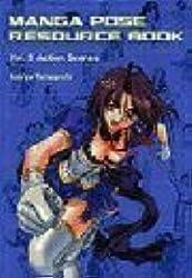 Manga Pose Resource Book 3: Bk. 3