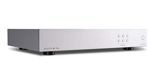 Audiolab 6000N Play Streamer Silver