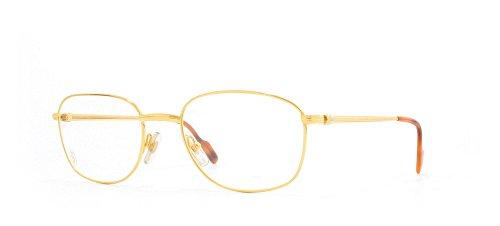 cartier-herren-brillengestell-gold-gold