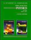 Physics, , Study Guide 2 Volume Set edition by Halliday, David, Resnick, Robert, Krane, Kenneth S. (1992) Paperback