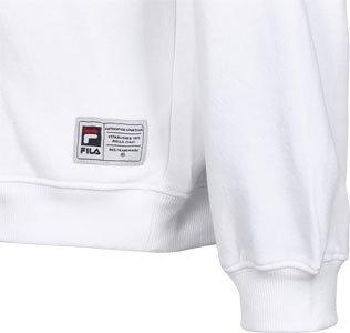 Fila Kriss Sweater Bianco Comprar Barato Fotos Finishline Barato Con Tarjeta De Crédito En Línea Barata La Calidad De Italia Barata Venta Barata 2018 Más Reciente SJAFpF