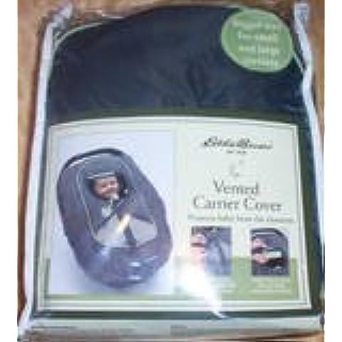 Eddie Bauer Ventilado Carrier Cover- Carbón W/y verde