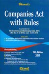 Companies Act With Rules Pocket Size