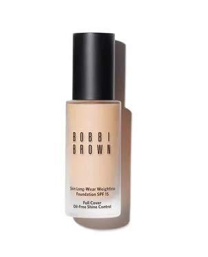 Bobbi Brown Skin Long-Wear Weightless Foundation SPF 15 - Porcelain(30ml)