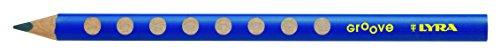 Lyra 1870101 Ergonomischer dreieckiger Graphitbleistift