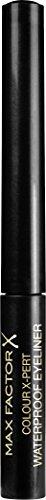 Max Factor Colour X-Pert Waterproof Eyeliner 01 Deep Black, 1er Pack (1 x 2 ml)