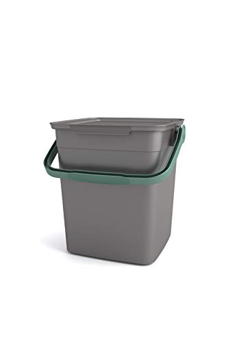 KIS Smart - Recipient biocompostage  25,5 x 23 x 25h, Gris