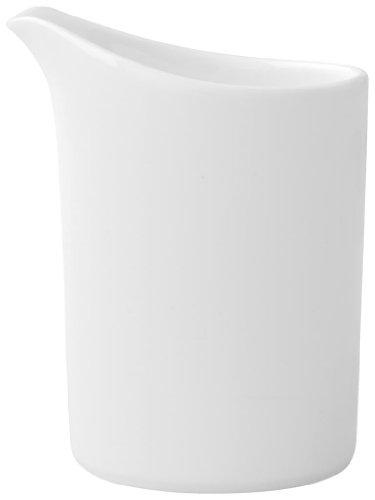 Villeroy & Boch 10-4510-0780 Modern Grace Milchkännchen, 0,22 l, Premium Bone Porzellan Grace Bone China