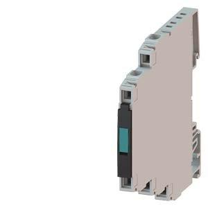 SIEMENS SIRIUS - RELE ACO PLACA 24VDC 2 5A 30V CORRIENTE CONTINUA CAGE CLAMP