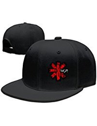 Red Hot Chili Peppers Logo Strapback Hats