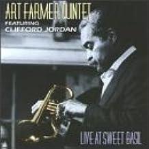 Live at Sweet Basil by Art Quintet Farmer (1994-10-31)