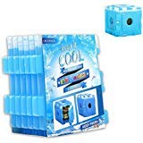 Best Lunch Box Freezer Packs - OICEPACK Slim Freezer Packs Cooler Ice Pack Review
